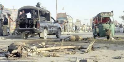 IED Blast in Quetta