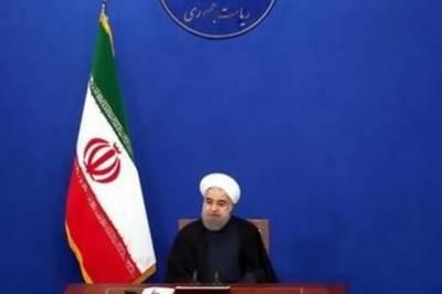 Iran hits back at US