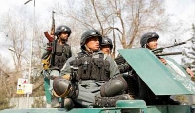Kabul Military Hospital near US Embassy under attack