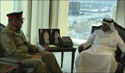 Qatar seeks Pakistan Army assistance for Football World Cup security