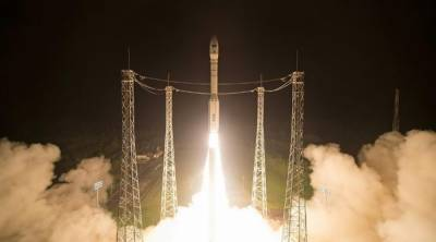 Sentinel 2B: Europe launches earth monitoring satellite