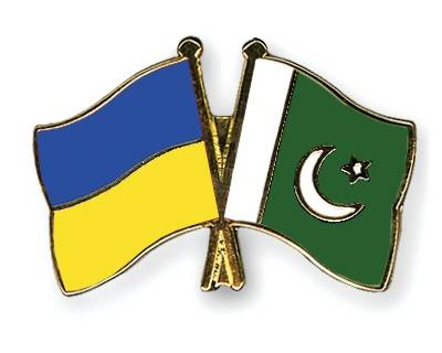 Ukraine desirous of enhancing Military ties with Pakistan: Ukrainian Ambassador