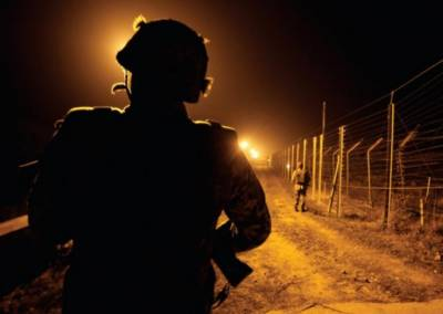 Indian Army soldier killed at LoC in exchange of fire with Pakistan Army