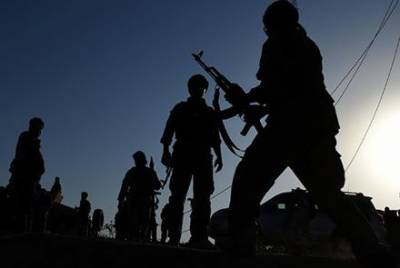 Afghan Police Officers join Afghan Taliban