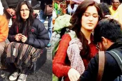 Bollywood Star Katrina Kaif badly injured