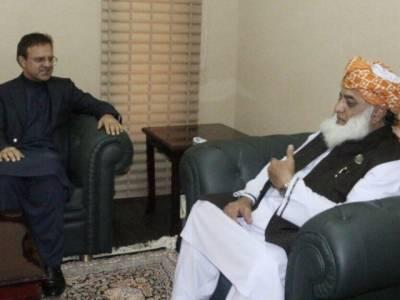 Can Moulana Fazlur Rehman mediate between Pakistan-Afghanistan