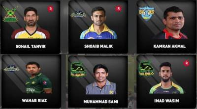 CPL Auction: Who are the most expensive Pakistani players in Carrabean