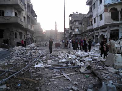 Deadly Bombings in Iraq kill 40 Shia Pilgrims