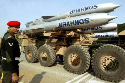 India fires Brahmos cruise missile with 450 Km extended range