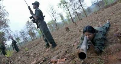 Indian Police 11 officers killed in Ambush by Maoists Rebels