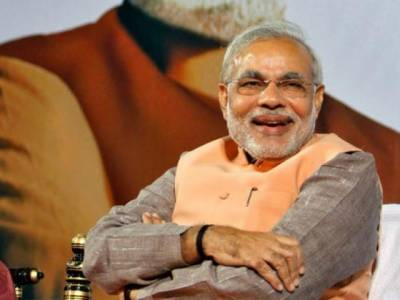 Modi's party claims victory in four Indian states