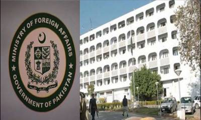 Pakistan Foriegn Office grills Indian Deputy HC
