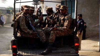 Radd-ul-Fasaad: Huge cache of arms recovered from parts of Punjab