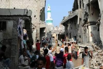 Saudi Air strike plays havoc in Yemen