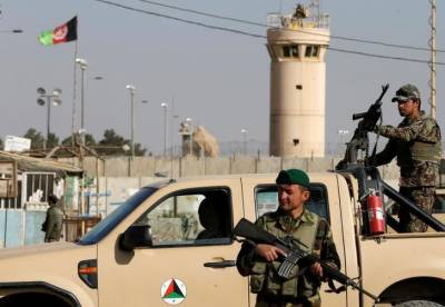 Afghanistan government only controls 57% territory: US Officials