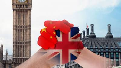 Post Brexit: Britain looks towards China