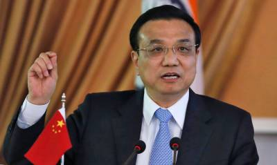 Chinese Premier issue stern warning to US