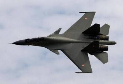 Indian Air Force Sukhoi-30 MKI state of the art fighter jet crashes