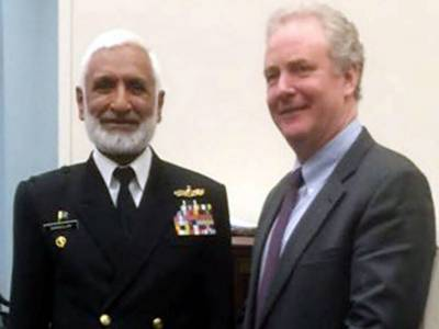 US lauds Pak Navy's efforts for regional peace