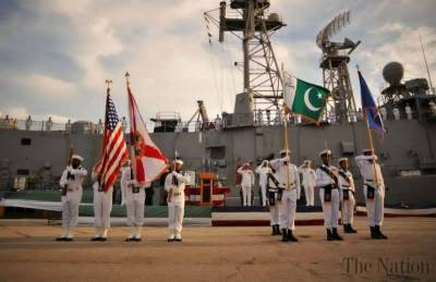 US praises Pakistan Navy roll in maritime security
