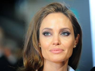 Angelina Jolie urge to the imperfect world