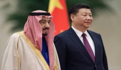 Beijing- Saudi King lands in Beijing as China unfolds assertive middle east policy