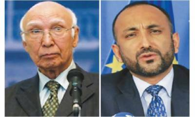 Breakthrough in Pakistan-Afghanistan talks at London: Khaama