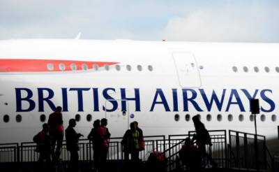 British Airways under fire