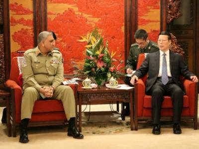 China appreciates Pakistan efforts to eliminate Chinese militants group ETIM