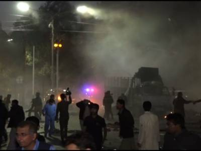 CTD Punjab arrests four facilitators of Charing Cross blast