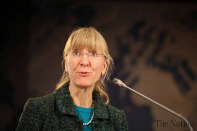 Germany interested to invest in CPEC: German envoy
