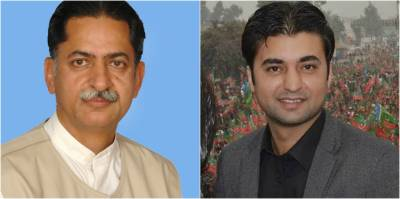 Javaid Latif tenders unconditional apology to Murad Saeed