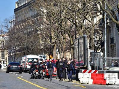 Letter Bomb Blast at IMF Office in Paris