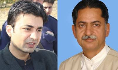 Murad Saeed-Javaid Latif scuffle resolved amicably