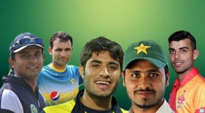 Pak Vs West Indies 2017 Series Squad new players profile