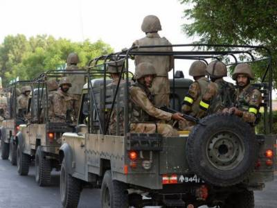 Pakistan Army conferred with Judicial Powers