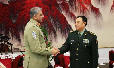 Pakistan-China to enhance military cooperation in days to come