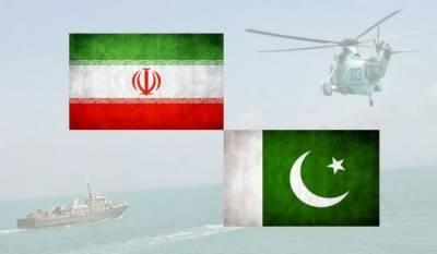 Pakistan-Iran joint Naval Drills in Strait of Hormuz