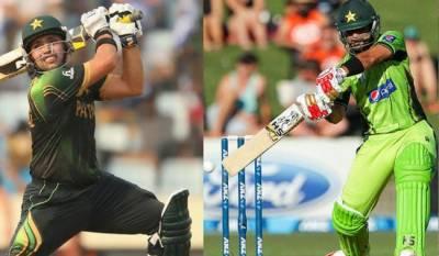 Pakistan T20-ODI Squad for West Indies 2017 Series