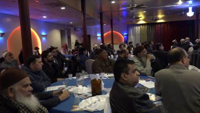 Pakistani community and Ulema join heads together in US