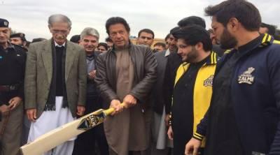 Peshawar Zalmi donates 10 percent PSL win money to IK's Shaukat Khanum