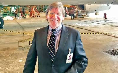 PIA CEO Bernd Hildenbrand put on ECL