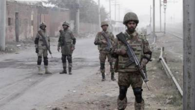 Radd ul Fasaad: Tunnel of arms recovered from Miran Shah