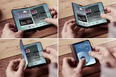 Samsung foldable smartphone will stun you