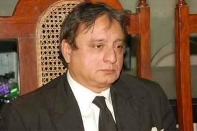 SHC Justice Syed Saeedudin Nasir encounters sudden death