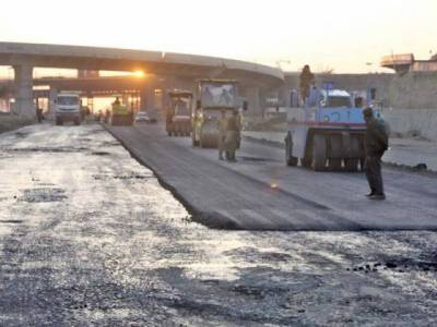 Sialkot-Lahore motorway construction status