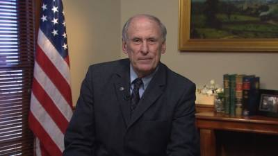 US director of national intelligence appointed