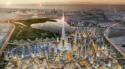 World's first 3D skyscraper in Dubai by Cazza 'crane printing'