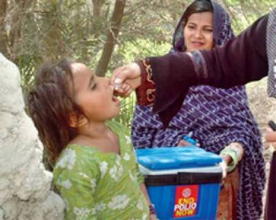 Anti-Polio campaign in Baluchistan, KPK and FATA begins today