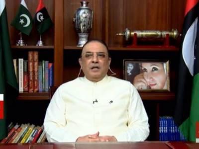 Asif Ali Zardari starts career as TV Analyst on Bol TV Network